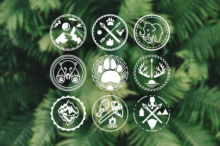Thumbnail for Natural Geological Symbols