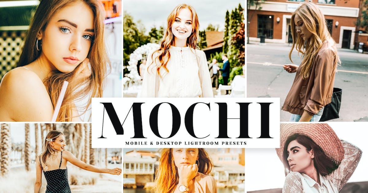 Download Mochi Mobile & Desktop Lightroom Presets by creativetacos