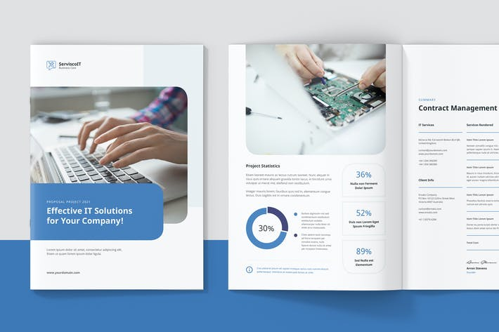 Thumbnail for IT Services – Proposal