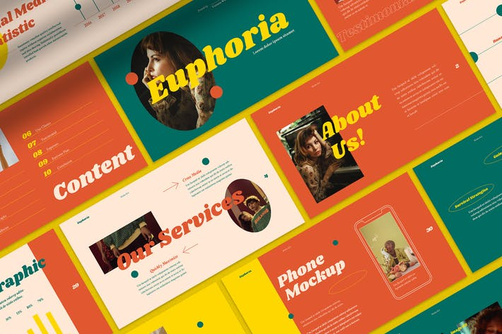 Euphoria Media Kit