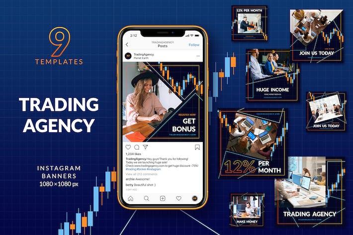 Thumbnail for Trading Agency Instagram