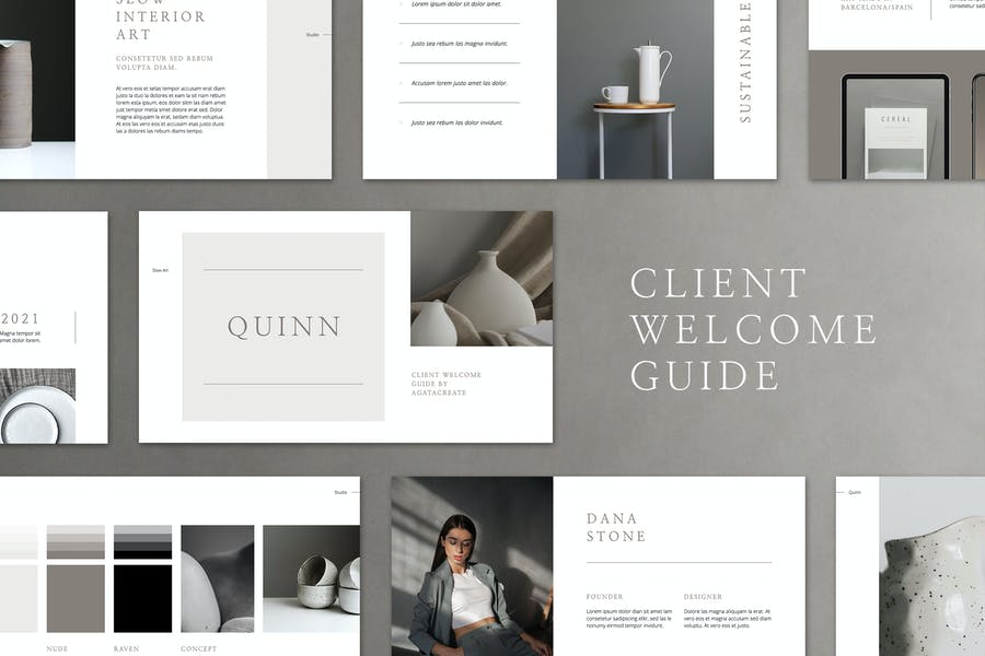 QUINN Keynote Client Welcome Guide
