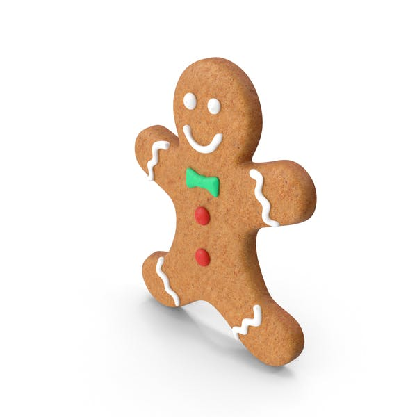 Thumbnail for Gingerbread Man