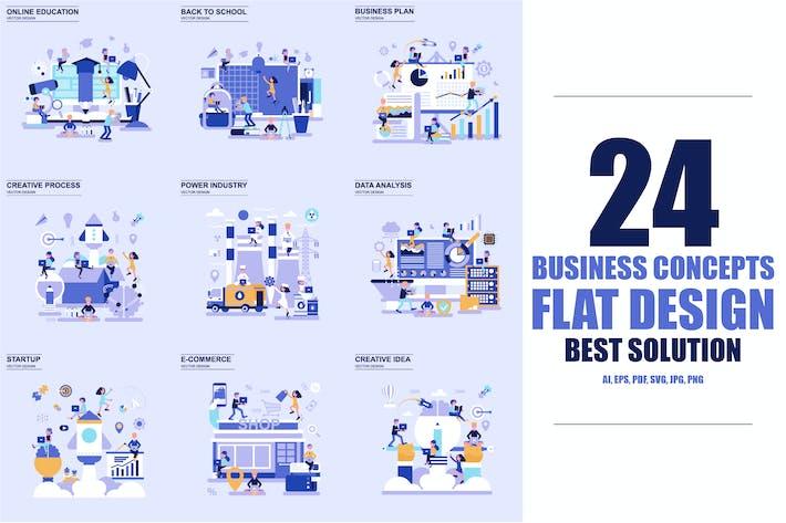 Thumbnail for Концепции «Бизнес квартира»