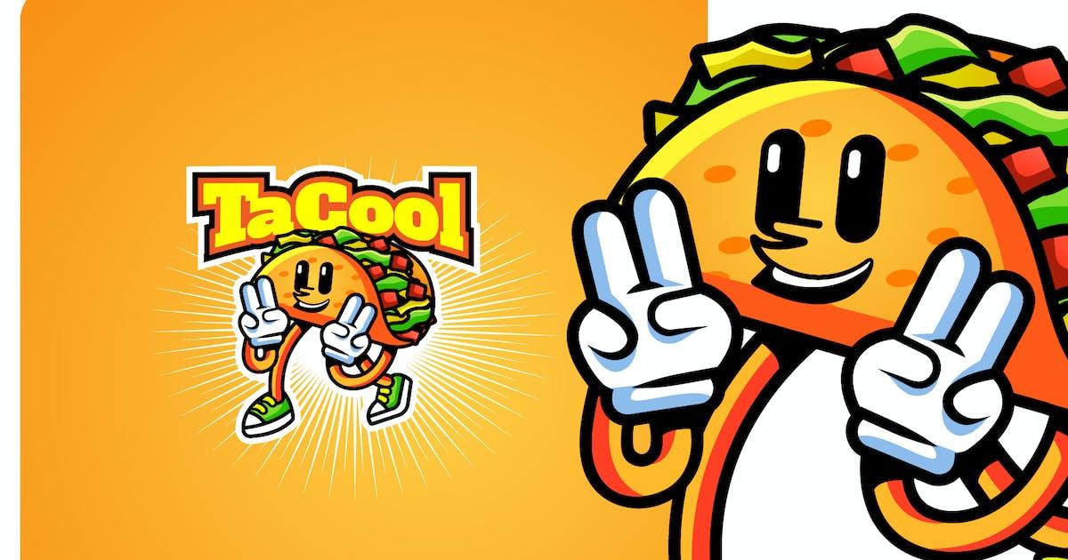 Download TACO COOL - Mascot & Esport Logo by aqrstudio
