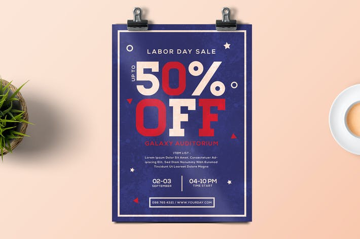 Cover Image For Labor Day Sale
