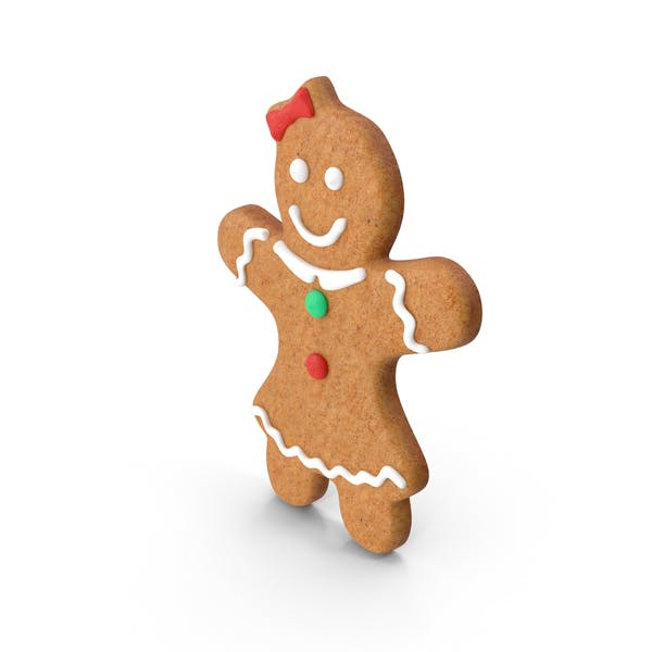 Thumbnail for Gingerbread Woman