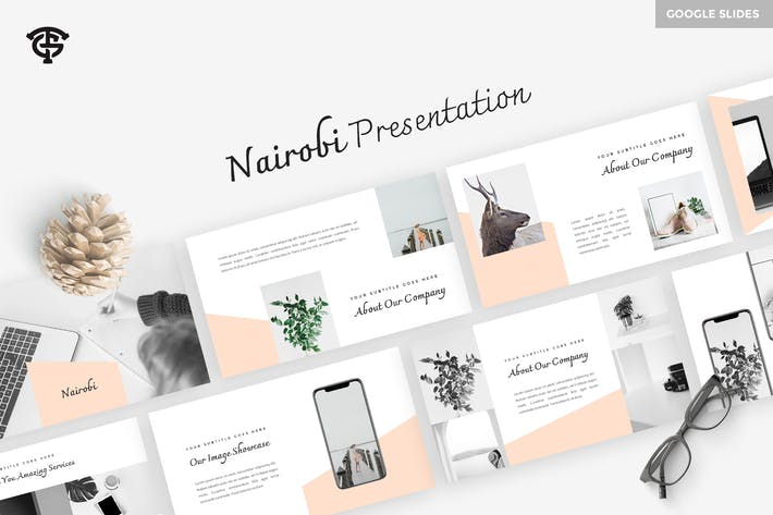 Thumbnail for Nairobi Creative - Google Slides