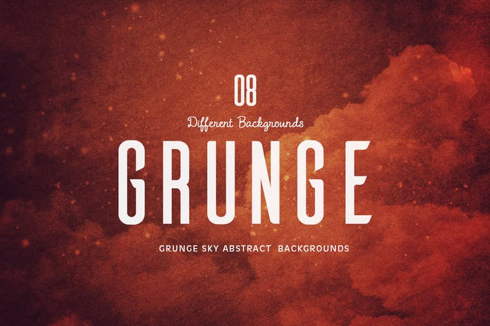 Thumbnail for Grunge SKY Abstract  Backgrounds