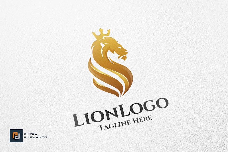 Lion - Logo Template