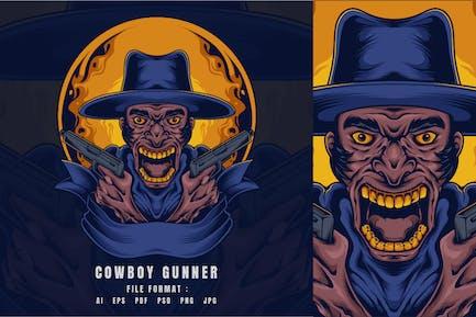 Cowboy Kanonier