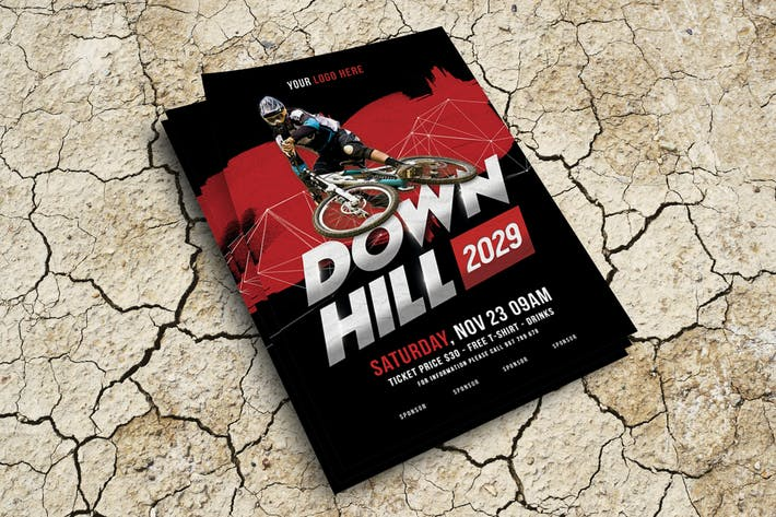 Thumbnail for Downhill Flyer