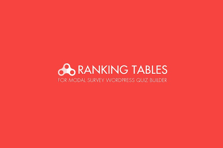 Thumbnail for Modal Survey -  Ranking Tables