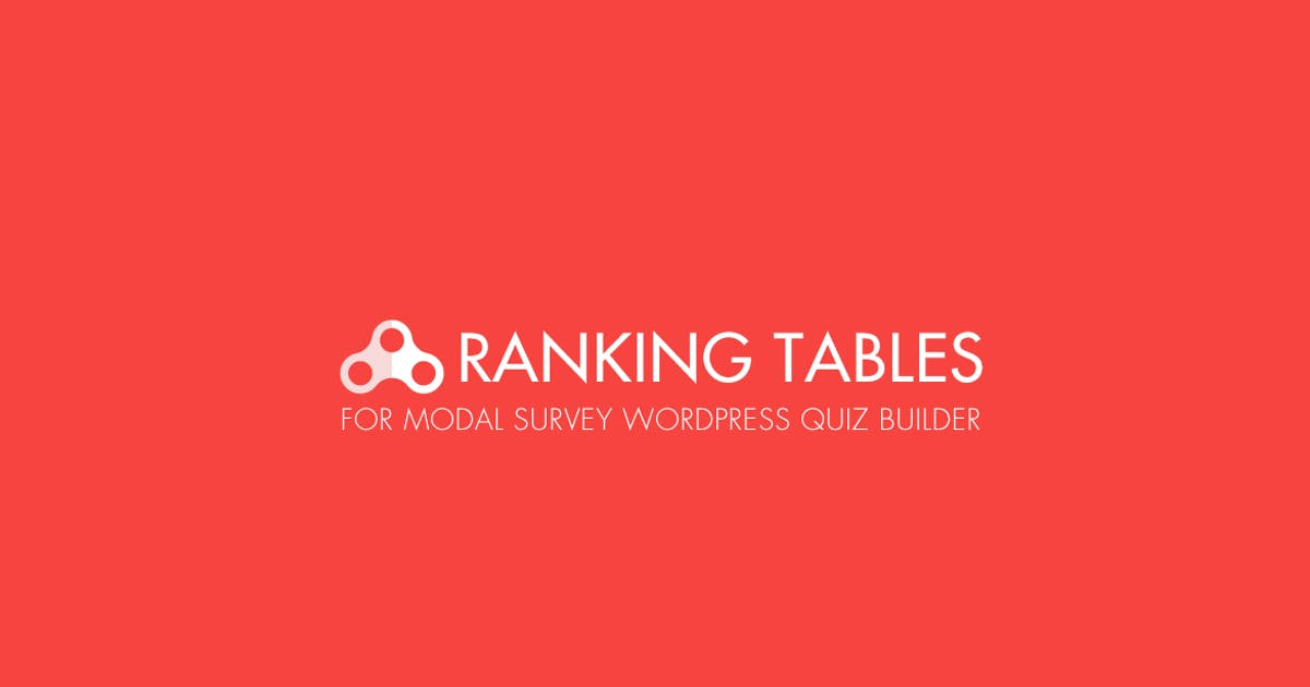 Download Modal Survey -  Ranking Tables by pantherius