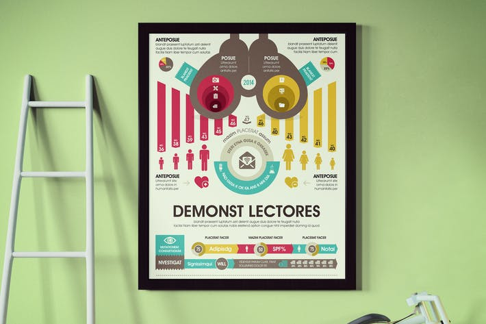 Awesome Infographics Design Template