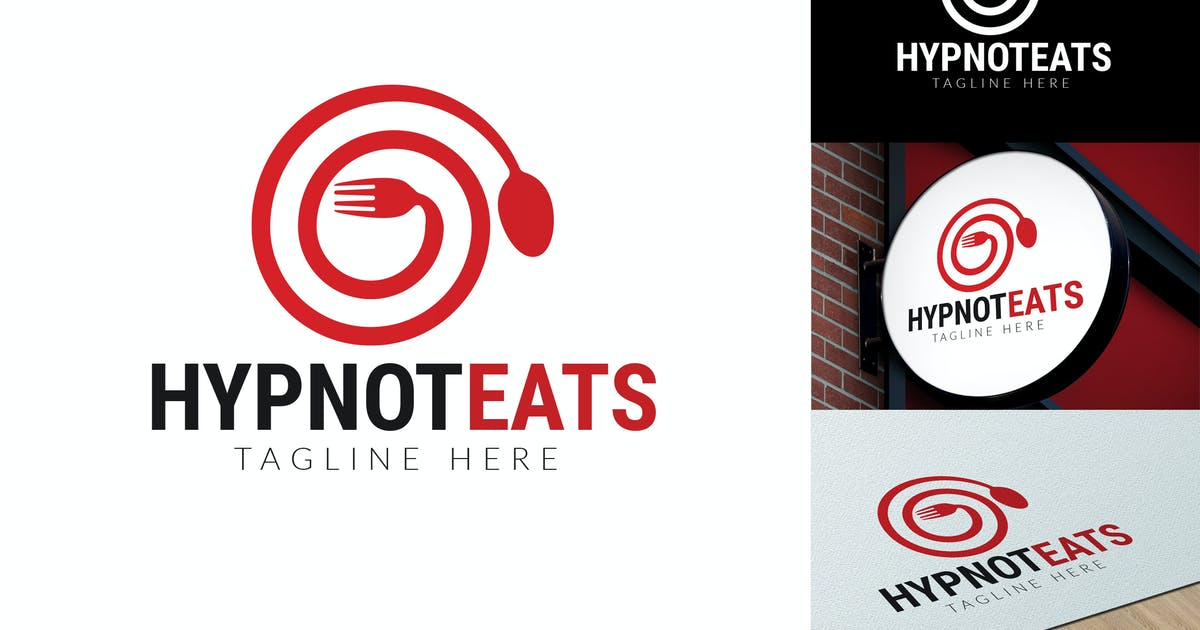 Download Hypnoteats - Logo Template RB by Rometheme