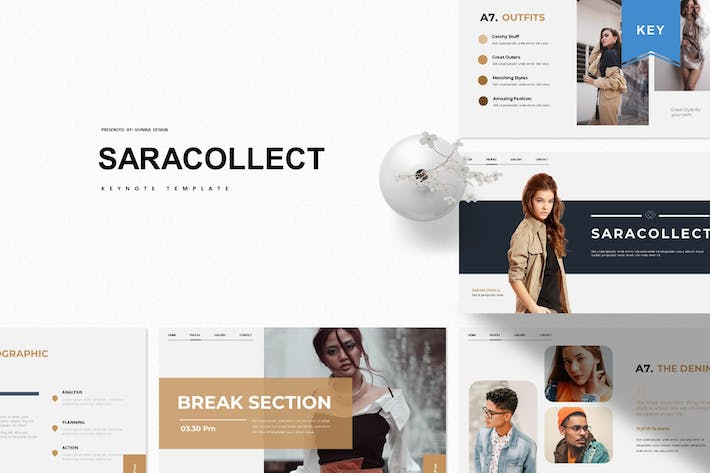 Saracollect | Keynote Template