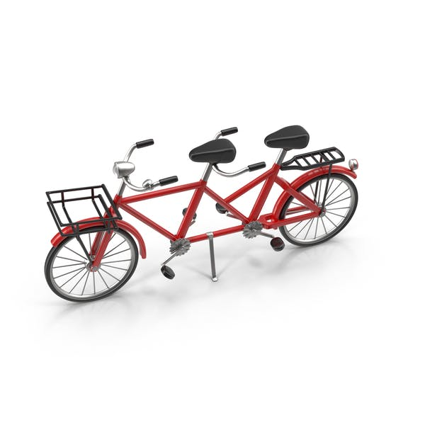 Тандем Велосипед