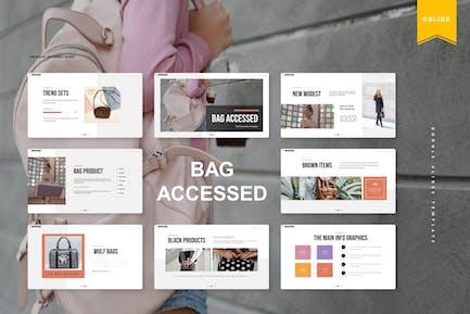 Bag Accessed | Google Slides Template