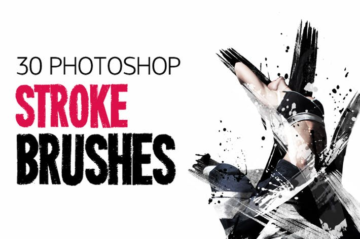 Thumbnail for 30 Stroke Brushes