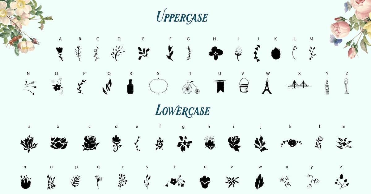 Download LONSSA ORNAMENT - cute symbol v.2 by jiwstudio