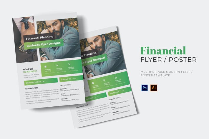 Thumbnail for Financial Planning Flyer
