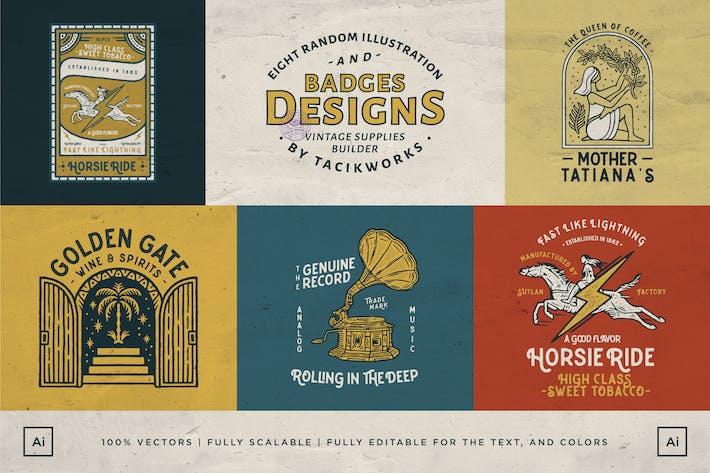 Artworks &  Clothing Designs