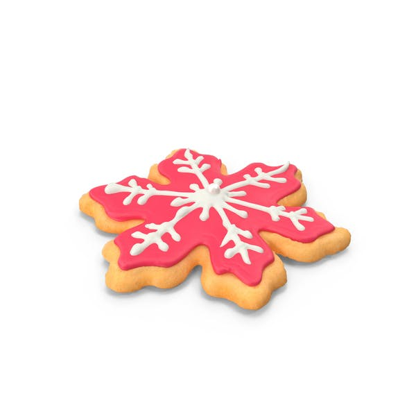 Cover Image for Snowflake Cookie