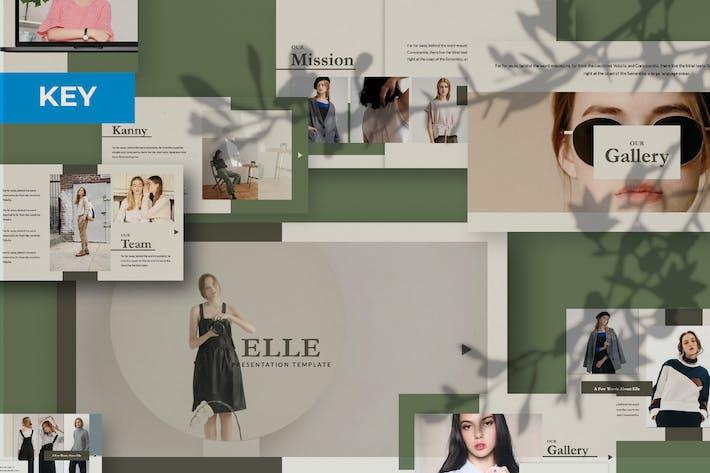 Thumbnail for Elle Keynote