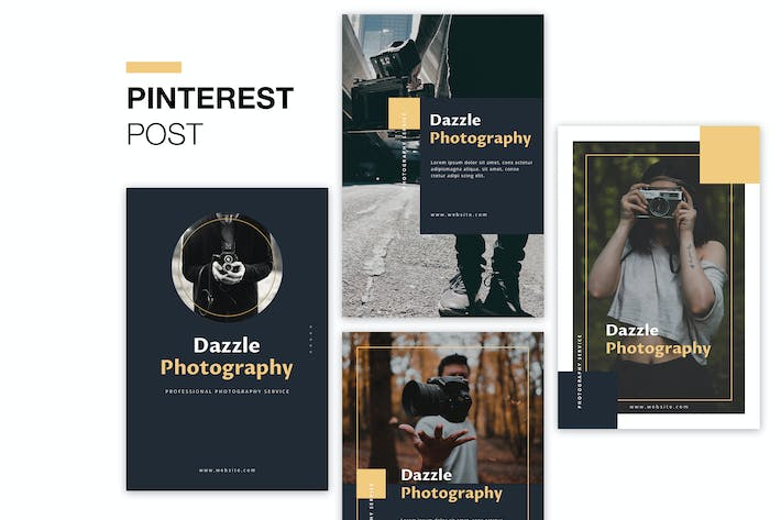 Thumbnail for Dazzle Photography Pinterest Post