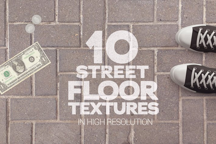 Thumbnail for Street Floor Textures x10