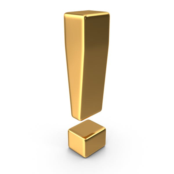Thumbnail for Gold Exclamation