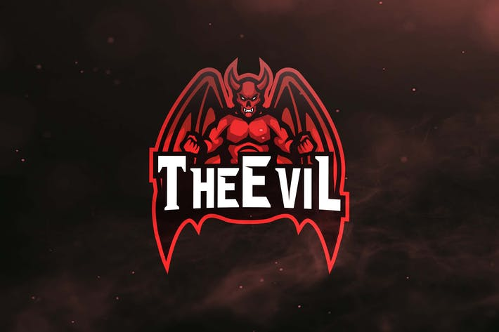 Thumbnail for The Evil Sport And Esports Logos