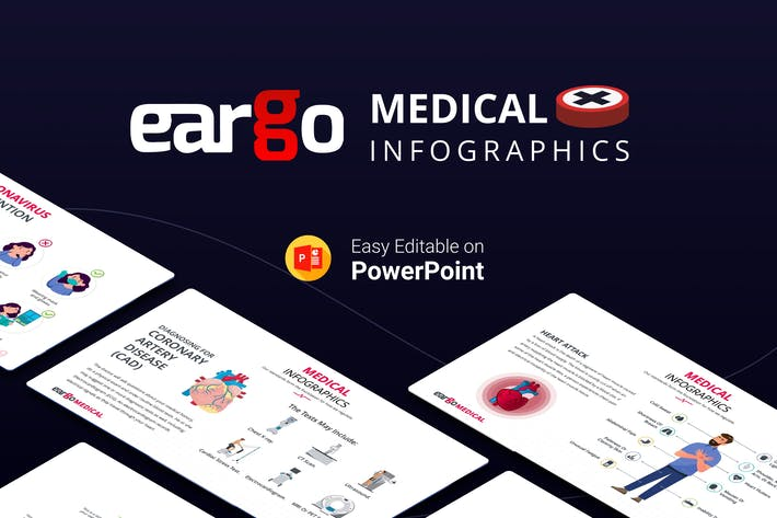 Thumbnail for Eargo – Medical Infographic Presentation