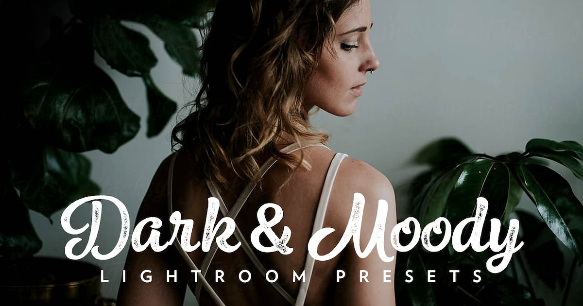 Download Dark And Moody Lightroom presets by 2FX