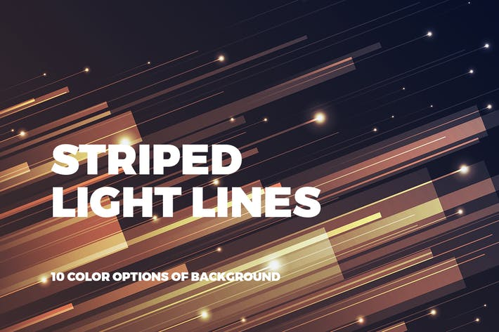 Thumbnail for Abstract Striped and Light Lines Backgrounds