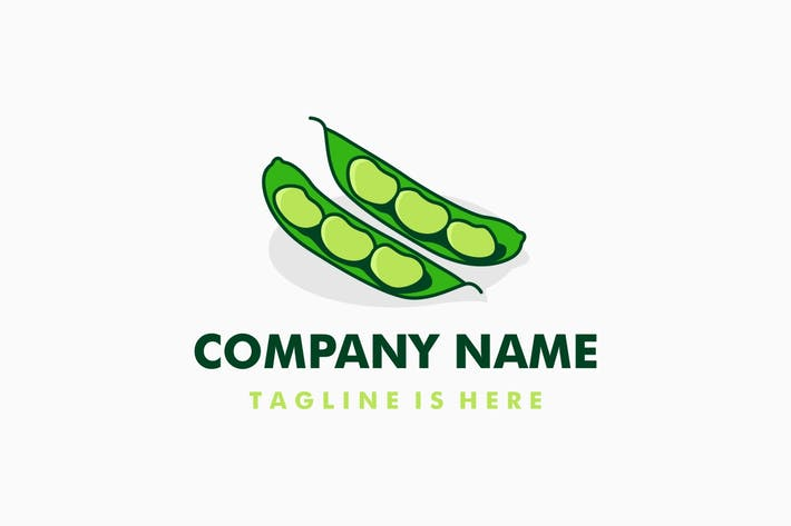 Thumbnail for Soy Bean Logo