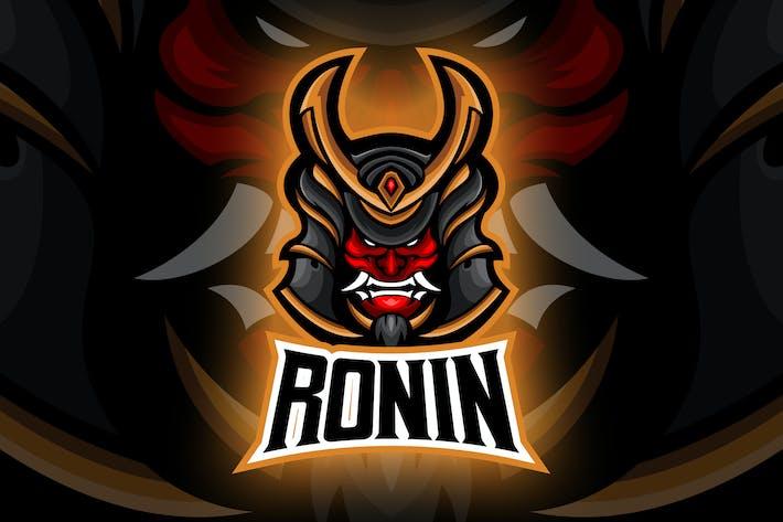 Thumbnail for Demon Ronin Esport Logo