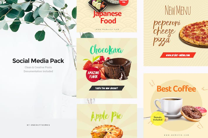 Cover Image For Social Media Banners - Vol22