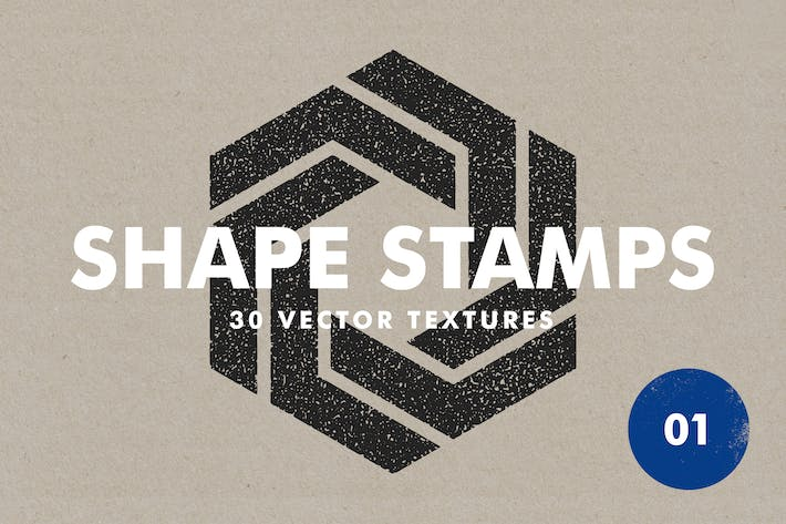 Thumbnail for Vector Shape Stamps