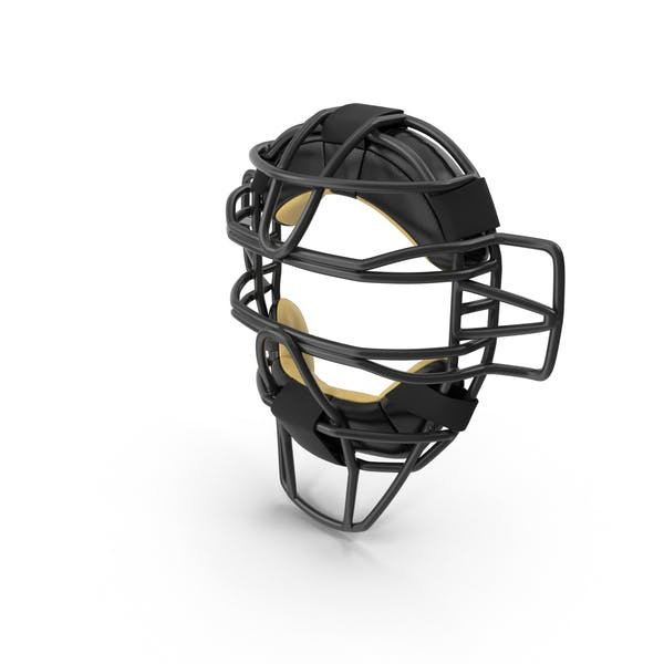 Catcher's Face Mask