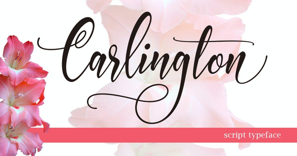 Download CARLINGTON Script by Byulyayika