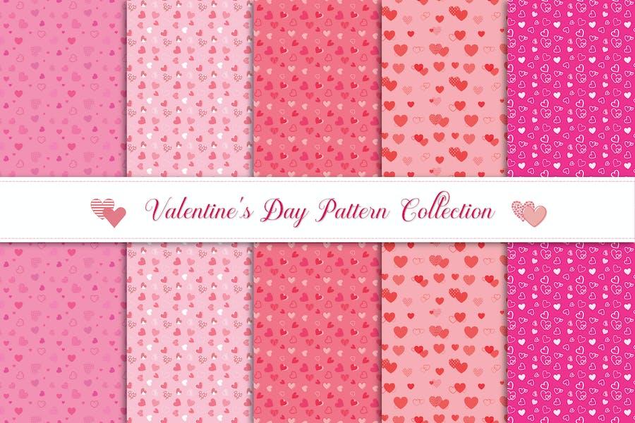 Valentine's Day Pattern Collection  v1