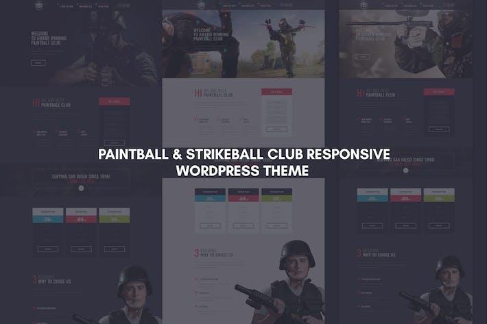 Thumbnail for SharpShot - Responsive WordPress Theme