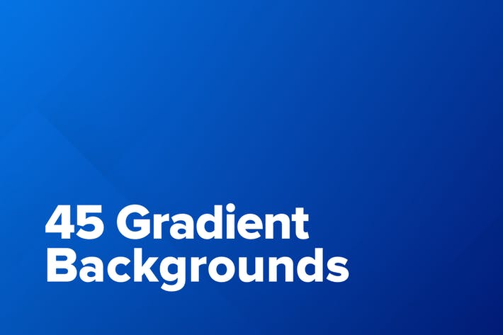 Thumbnail for 45 Gradient Backgrounds in Sketch
