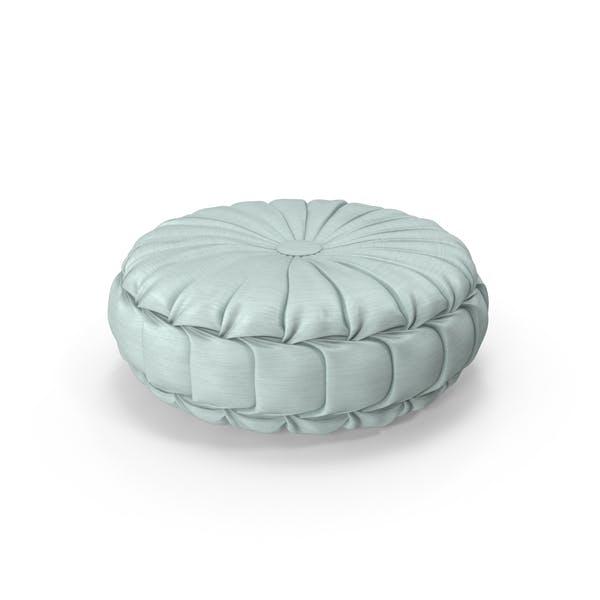 Голубая подушка