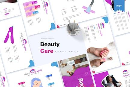 Beauty Care | Keynote Template