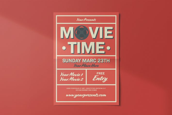 Thumbnail for Movie Time Flyer