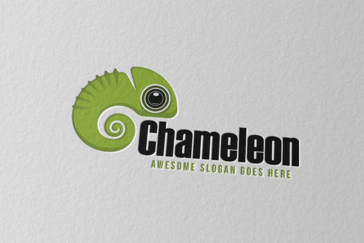 Thumbnail for Chameleon Logo 2
