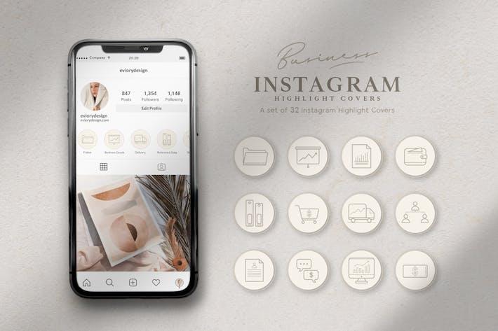 Thumbnail for Instagram Highlight Business